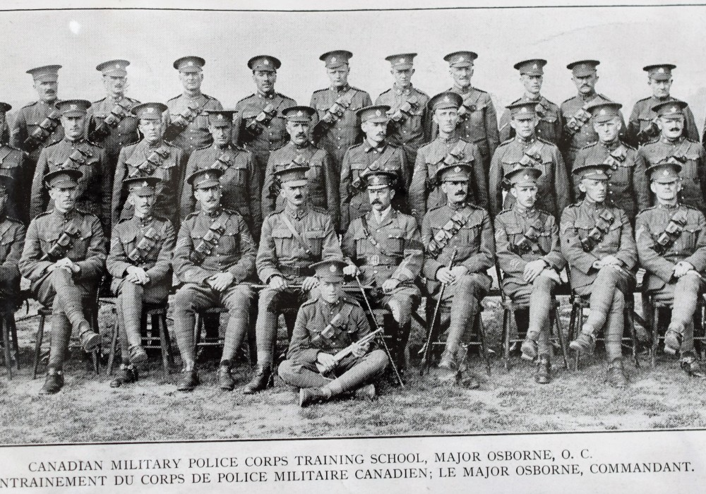Canadian Military Police Corps